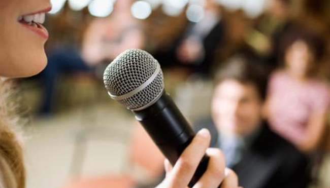 Tips for Confidence in Public Speaking